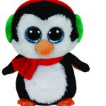 Pics Of Beanie Boos Amazing Ty Beanie Boos north Penguin Christmas Wishes Gifts