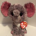 Pics Of Beanie Boos Beautiful Used Grey Elephant Ty Beanie Boo for Sale In Puyallup Letgo
