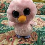 Pics Of Beanie Boos Elegant Used Ty Beanie Boo Chick for Sale In Milpitas Letgo