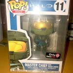 Pics Of Master Chief Elegant Used Halo Master Chief Exclusive Funko Pop for Sale In Markham Letgo