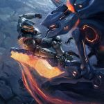 Pics Of Master Chief Exclusive How the Promotional Art for Halo 4 and Mass Effect 2 Municates