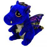 Pictures Of Beanie Boos Inspirational Pyoopeo Ty Beanie Boos 6 15cm Saffire the Dragon Plush Regular soft
