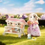 Pictures Of Calico Critters Brilliant Calico Critters Double Stroller Set Calico Critters