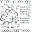 Pictures Of Cupcakes to Print Amazing 16 Elegant Cupcake Coloring Pages