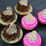 Pictures Of Cupcakes to Print Elegant Leopard Print Cupcakes In 2019 Cupcake Stands