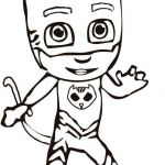 Pictures Of Gecko From Pj Masks Excellent Pj Show Coloring Pages Masks Coloring Pages