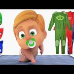 Pictures Of Gecko From Pj Masks Marvelous Videos Matching Superhero Costumes for Pj Masks Baby Of Gekko
