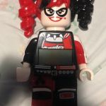 Pictures Of Harley Quinn for Kids Excellent Used Harley Quinn Lego Clock for Sale In Raleigh Letgo
