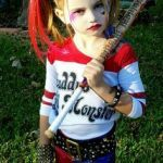 Pictures Of Harley Quinn for Kids Inspiration 16 Best Harley Quinn Kids Costume Images In 2016