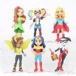 Pictures Of Harley Quinn for Kids Pretty 2019 6 Style Superhero Wonder Woman Harley Quinn Figure Doll toys