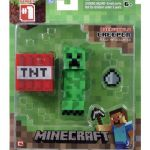 Pictures Of Minecraft Creeper Amazing Minecraft Overworld Series 1 Creeper Action Figure Buy Minecraft