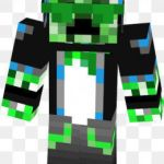 Pictures Of Minecraft Creeper Awesome Free Creeper Minecraft Png