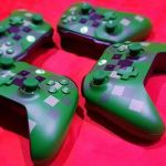 Pictures Of Minecraft Creeper Awesome Our Limited Edition Minecraft Creeper Xbox Controllers Picture Of