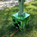 Pictures Of Minecraft Creeper Inspired An Epic Minecraft Birthday Party with Games and Printables
