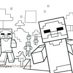 Pictures Of Minecraft Creeper Inspiring 20 Elegant Minecraft Creeper Coloring Page