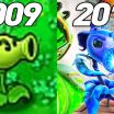 Pictures Of Plants Vs Zombies Inspiration History Plants Vs Zombies All Games 2009 to 2019