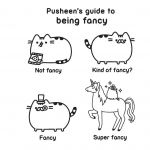 Pictures Of Pusheen the Cat Best Pusheen Cat Coloring Pages