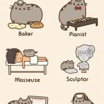 Pictures Of Pusheen the Cat Inspired Career Cat Resume Panion Miscellaneous Oddities
