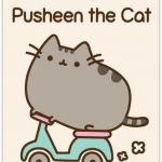 Pictures Of Pusheen the Cat Wonderful I Am Pusheen the Cat On Apple Books