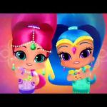 Pictures Of Shimmer and Shine Amazing Videos Matching Shimmer and Shine theme song Full Version