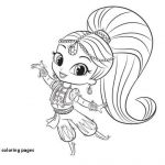 Pictures Of Shimmer and Shine Beautiful Shimmer and Shine Coloring Sheets Unique 24 Shimmer Shine Coloring