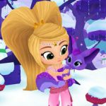 Pictures Of Shimmer and Shine Elegant Shimmer and Shine Genie Games Ios App