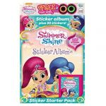 Pictures Of Shimmer and Shine Excellent Panini Shimmer & Shine Sticker Starter Pack Album