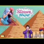 Pictures Of Shimmer and Shine Exclusive Shimmer and Shine In Real Life Adventures Genie Surprise toys Kids