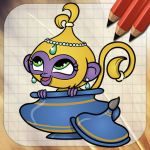 Pictures Of Shimmer and Shine Inspirational What to Draw for Shimmer and Shine by Nikolay Mahnovskiy
