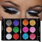 Pictures Of Shimmer and Shine Marvelous 2019 New Makeup Eye Shadow Shimmer Long Lasting Pigment Colorful