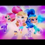 Pictures Of Shimmer and Shine Pretty Videos Matching Shimmer and Shine theme song Easy Piano Tutorial