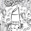 Pictures Of Shopkins Fresh Donut Coloring Page Unique Shopkin Coloring Pages Fresh Printable