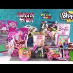 Pictures Of Shopkins toys Brilliant Shopkins Disney Monster High Minis Num Noms Barbie Blind Bag Opening