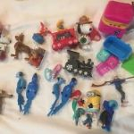 Pictures Of Shopkins toys Wonderful Mcdonalds Disney toy Huge Lot Figurines Snoopy Rio Shopkins Minions
