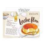 Pictures Of Sin Cara Best Of Buy Leche Flan Recipe Postcard In Online Shop – Philippine souvenirs