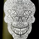 Pictures Of Sugar Skulls Amazing Adult Coloring Skulls Beautiful S S Media Cache Ak0 Pinimg 736x Af