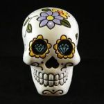 Pictures Of Sugar Skulls Elegant Collectibles Dod Sugar Skull Wedding Party Head Skeleton Day Of the
