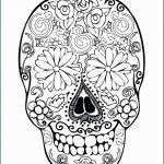 Pictures Of Sugar Skulls Inspirational Lovely Candy Skulls Coloring Pages – Lovespells