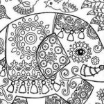 Pictures to Color for Adults Inspired √ Elephant Adult Coloring Pages and Color Page New Children