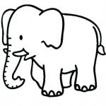 Pictures to Print and Color for Adults Beautiful Elephant Printable Coloring Pages Unique Good Coloring Beautiful