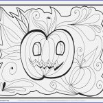 Pictures to Print and Color for Adults Inspirational New Halloween Coloring Pages Adults