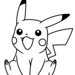 Pikachu Coloring Book Best Pokemon Coloring Pages Free