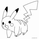 Pikachu Coloring Book Inspired Free Pikachu Coloring Pages Beautiful Pikachu Coloring Pages Unique