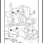 Pikachu Coloring Book Marvelous Pikachu Coloring Pages Coloring Pages