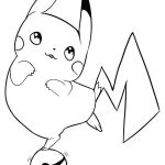 Pikachu Coloring Book Pretty 5 Best Pikachu Coloring Pages 91 Gallery Ideas
