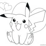 Pikachu Coloring Pages Inspiration Charmander Coloring Page New Pikachu Coloring Pages Printable