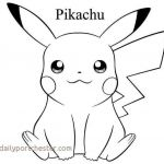 Pikachu Coloring Pages Inspirational Pikachu Coloring Pages Fresh Pikachu Coloring Pages Unique 151 Best