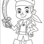 Pirate Coloring Books Amazing Luxury Jake Neverland Pirates Coloring Pages – Doiteasy