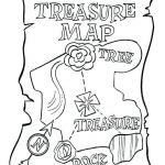 Pirate Coloring Books Beautiful Luxury Pirate Map Coloring Page – thebookisonthetable