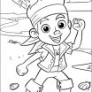 Pirates Of the Caribbean Coloring Books Fresh Jake and the Never Land Pirates Coloring Picture